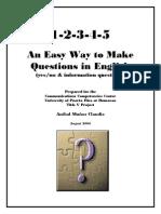 ART OF QUESTIONING 1-2-3-4-5-FORMAT