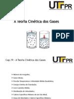 Cap 19 - A Teoria Cinetica Dos Gases