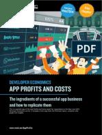 VisionMobile App Profits Costs 2014 Mini Report