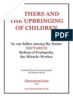 St. Nectarios Mothers and the Upbringing of Children 1