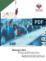 Manual Proc Administrativo 19.880