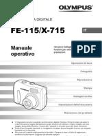 Olympus FE-115 IT