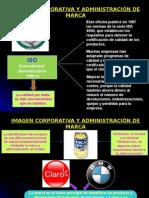 IMÁGEN CORPORATIVA Y ADM. DE MARCA