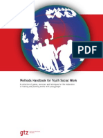 Methods Handbook for Youth Work