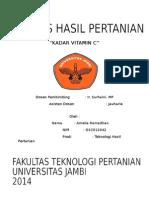 LAPORAN PRAKTIKUM KADAR VITAMIN C.docx