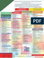Afiche de Cursos 29 Programa