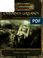 3.5 Entornos Urbanos