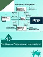 Pembiayaan Perdagangan Internasional