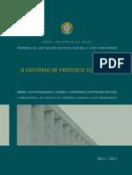 O Cartório de Protesto de Títulos