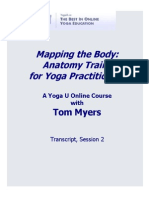 Yoga Practioners - Trains