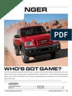 Ranger 2006 Brochure