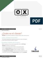 Presentación Pública OX magazine