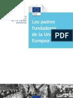 Los Padres Fundadores de La Unión Europea