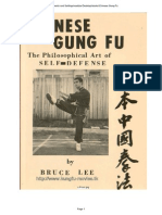 Fitness - Bruce Lee (Chinese Gung Fu)