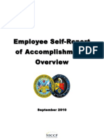 Employee Self-Report of Accomplishments Overview_Sep10