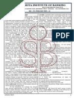 Prelims Test-01 PDF