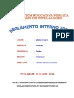 1. Reglamento Interno 2013