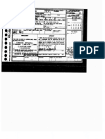 VOTER REGISTRATION CARDS FOR JAMES A. DICKERSON
