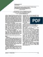 32 - Analisis Distribusi Tegangan Lebih Akibat Sambaran Petir Untuk Pertimbangan Proteksi Peralatan Pada Jaringan Tegangan Menengah 20 KV Di Yogyakarta