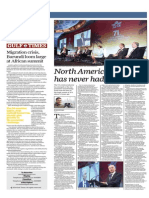 North American Aviation Has Never Had It So Good - Gulf Times 13 June 2015