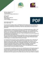 Letter to EU Parliament 3