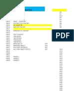 Io List p408 Alignement Machine