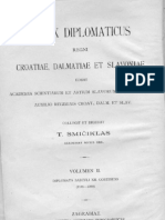 Codex Diplomatic Us II