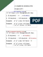 Using Symmetry in Double Integrals