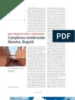 Complesso residenziale Alandra  Bogotà