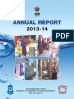 Drinking Water Annual Report 2013 14 English
