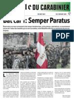 Gazette du Carabinier CR1 JUIN 2015