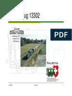 Projekt Zug 13302
