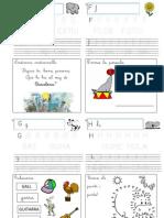 Fitxes lectoescriptura en català