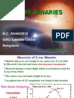 x ray bianry