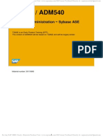 Sap Adm540 Sample