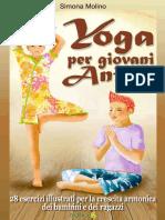 Yoga per giovani Anime.epub