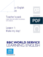 Keep Your English Up to Date - 10p