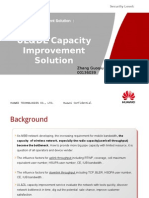 UMTS UL&DL Capacity Improvement Solution V1R2.0-LAST