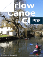 Marlow Canoe Club no.147 Spring 2015