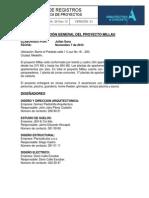 Ficha Técnica Millau-r