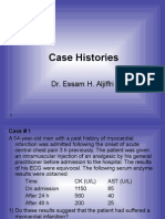 Clinical Chemistry (Case Histories)