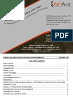 2007 Reference Range Book Nov 2007