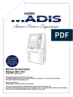 Manual MD 1704