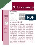 PhD Szemle Doh