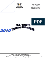 Camtc Training Courses 2010 for the Website