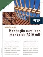 07 - Habitação -Projeto Inovarural_habitação rural por menos de R$ 10 mil