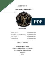 Auditing II Bab 14-Resume