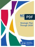 NCHHSTP Strategic Plan Through 2020