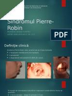 Sindromul Pierre-Robin 1