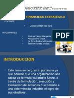 GERENCIA FINANCIERA ESTRATÉGICA